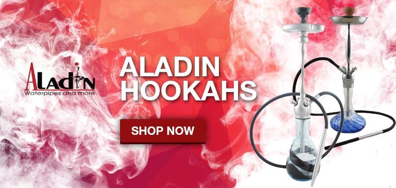 Aladin waterpijpen