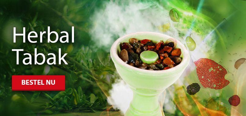 Herbal Tabak Nederlands