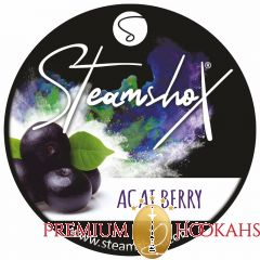 SteamshoX - Acai Blue