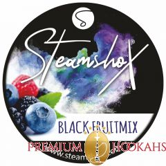 SteamshoX - Black Fruitmix
