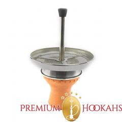 chimney hookah bowl