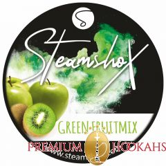 SteamshoX - Green Fruitmix