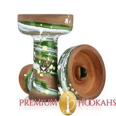 Kong Phunnel bowl - Zomo Edition Clay (Basil)