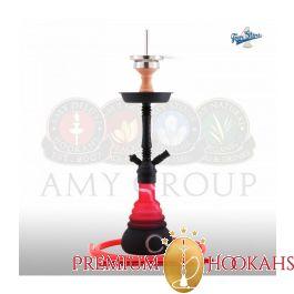 Amy - 4STAR 450 (Zwart/ Rood)