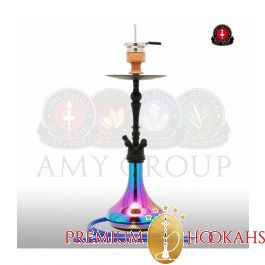 Amy - Globe 057R (Zwart/Blauw)