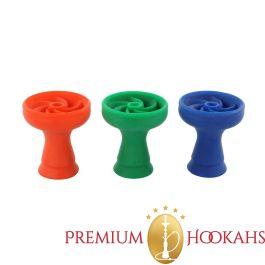 Premium-Hookahs - Swirl bowl 1.0