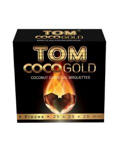 tom cococha gold 9 stuks