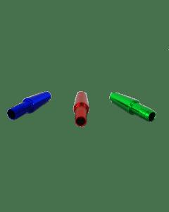 Aluminium slang poort - Siliconen Slang