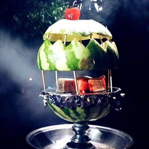 Fruit shisha