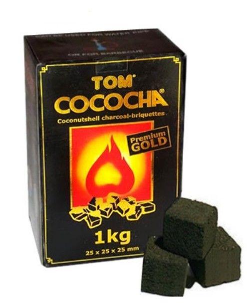 Tom Cococha Gold natuurkolen