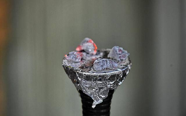 waterpijp tabakskop
