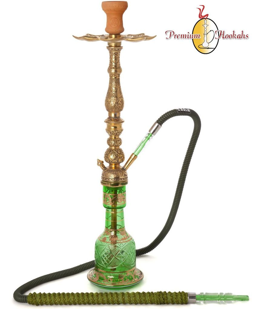 traditional hand made el nefes hookah